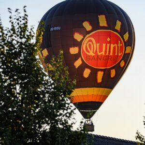 Ballonvaart Herentals